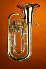 Complete Tuba Euphonium Isolated