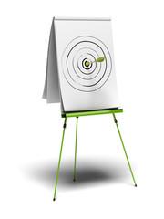 objectifs de formation atteint - concept