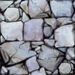 Seamless texture of stones in grey colors.