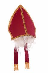 mitre - the hat of Saint Nicholas