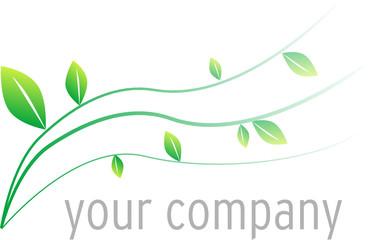 Logo Pflanzen