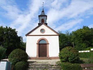 Kreuzbergkapelle in Merzig an der Saar