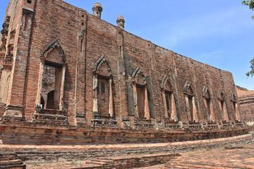 Traditional Thai style Buddhist church