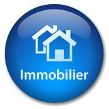 Bouton Web IMMOBILIER (agence immobilière propriété achat vente) poster