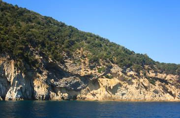 Wild Coast Of Elba