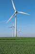 Wiatraki symbol zielonej energii