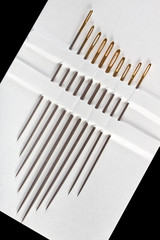 Set of Sewing Needles