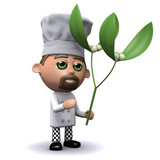 3d Chef isnt planning to cook the mistletoe