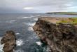 Irish coastline near Kilkee