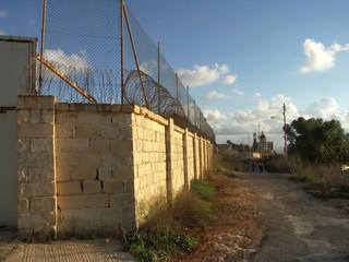 Old prison in Malta