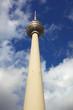 Wolkenkratzer in der deutschen Hauptstadt