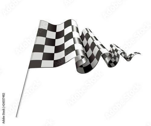 Checkered Flag - 26037482