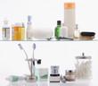 Contents of medicine cabinet