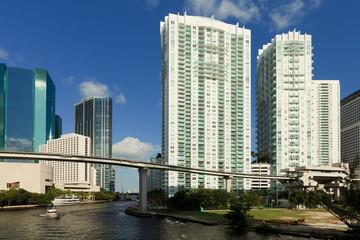 Downtown Miami Riverwalk
