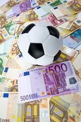 Millionengeschäft Fußball