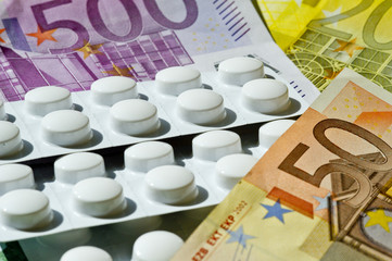 Kostensteigerung im Gesundheitswesen