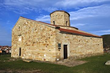 St Peter`s and Paul`s church, Novi Pazar