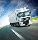 Fototapeta Truck