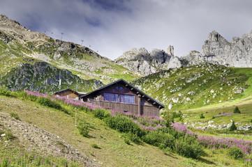 Parque nacional de La Vanoise