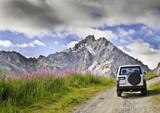 Fototapety Parque nacional de La Vanoise