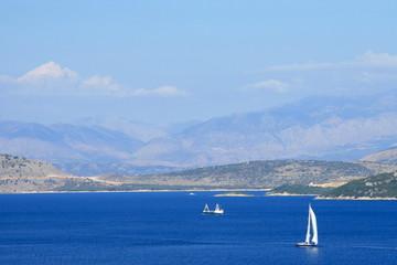Kulura, Korfu