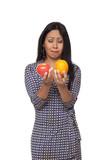 Casual Latina - Apples versus Oranges poster