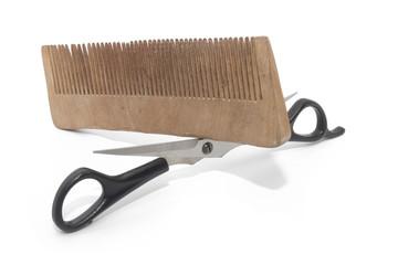 Comb and clipper