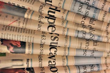 Catasta di quotidiani