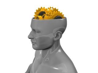 human gearhead