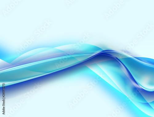 niebieskie fale - 26085273