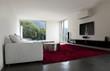interno di un moderno appartamento di lusso