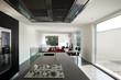 interno di appartamento moderno