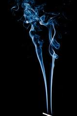 Aroma abstact smoke