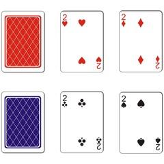 Playing card set 05