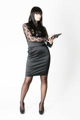 Business Frau