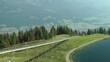 Hartkaiserbahn und Paraglider
