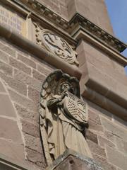 Basílica del Castillo de Javier en Navarra