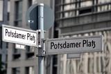 Berlin Potsdamer platz poster
