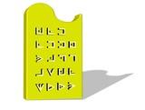 mysteriöse  Symbol Tafel poster