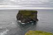 Lonely irish island