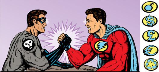 Super Arm Wrestling
