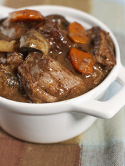 beef stew bourguignon