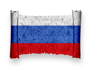 Flag of Rusia