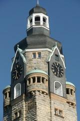 Turrm Hitorische Rathaus in Remscheid