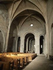 Monasterio de Leyre en Navarra