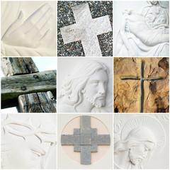 collage religione