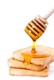 Biscottes au miel