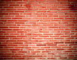 dark brick wall structure