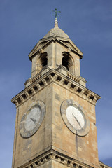 Clock tower, Vittoriosa, Malta
