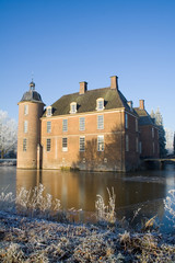 Dutch Castle Slangenburg